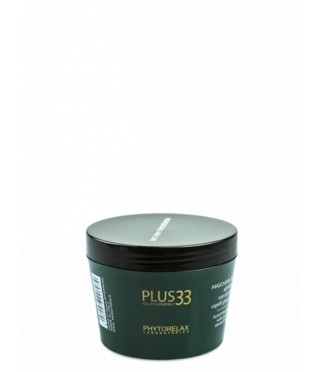 PLUS33 DERMO PURIFYING CLAY MASK, 200ml