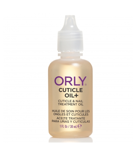 ORLY CUTICLE OIL+, 30ml