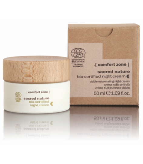 SACRED NATURE NIGHT CREAM, 50ml