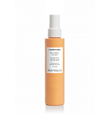 SS BODY OIL SPF6, 150ml