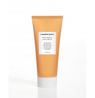 SS AFTERSUN FACE CREAM, 60ml