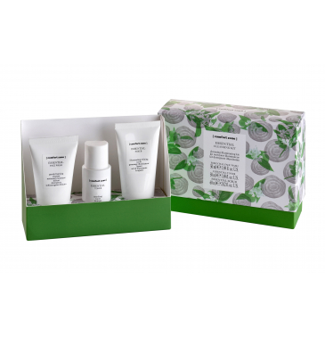 ESSENTIAL CLEANSING KIT, 50+50+60ML