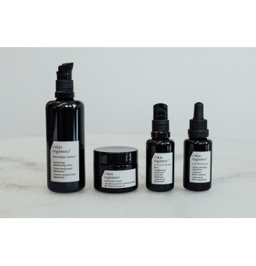 SET SKIN REGIMEN, 100+50+25+25 ml