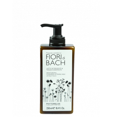BACH CLEANSING & TONING MILK, 250ml