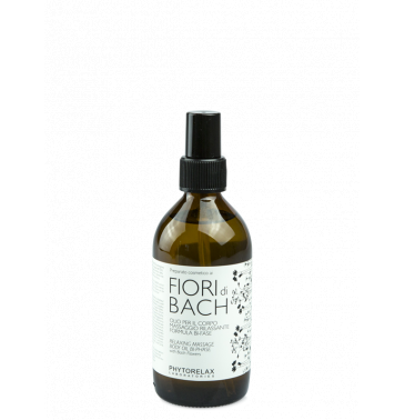 BACH RELAXING MASSAGE BODY OIL BI-PHASE, 200ml