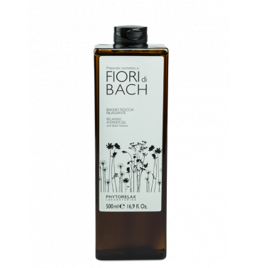 BACH RELAXING SHOWER GEL, 500ml