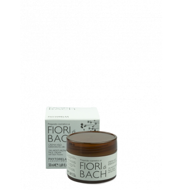 BACH 24H MOISTURIZING FACE CREAM, 50ml
