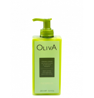 OLIVE BODY CREAM, 250ml