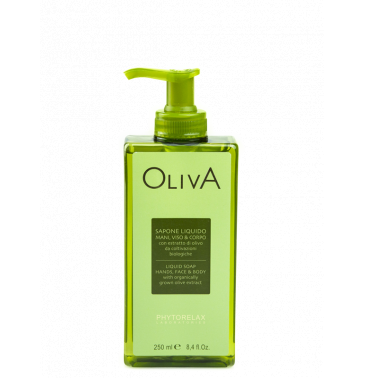 OLIVE LIQUID SOAP HANDS-FACE-BODY, 250ml