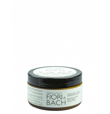 BACH RELAXING MASSAGE RICH BODY CREAM, 300ml
