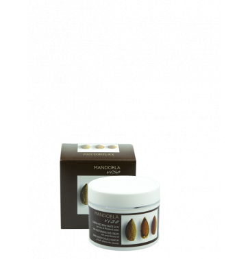24H MOISTURIZING FACE CREAM with sweet almond oil, 50ml