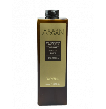ARGAN OIL BATH FOAM, 500ml