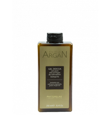 ARGAN OIL SHOWER GEL, 250ml