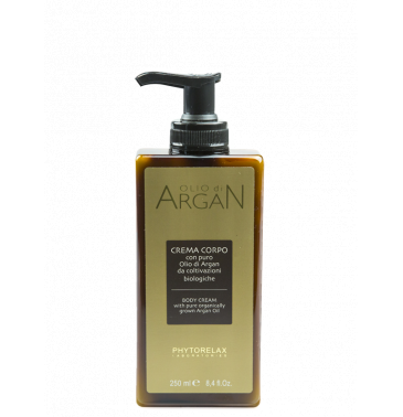 ARGAN OIL BODY CREAM, 250ml