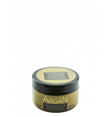 ARGAN OIL HAND & NAIL CREAM, 100ml