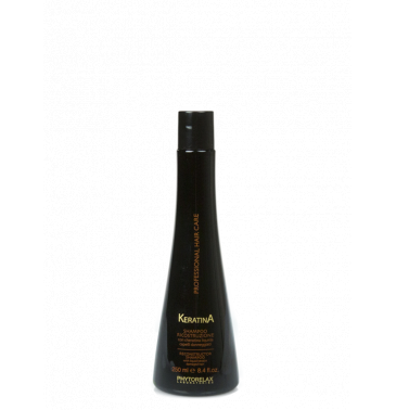 KERATIN RECONSTRUCTION SHAMPOO, 500ml