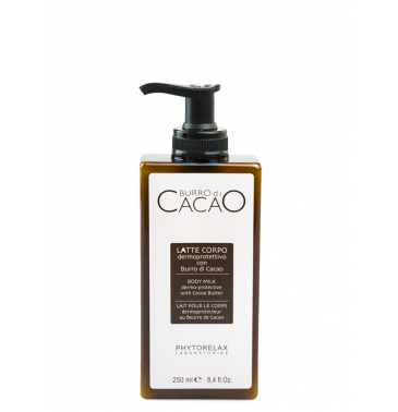 COCOA BUTTER BODY LOTION, 250ml
