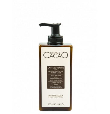 COCOA BUTTER CLEANSING & TONING MILK, 250ml