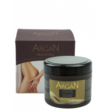 ARGANCELL INT.BODY SALINE SCRUB, 500ml