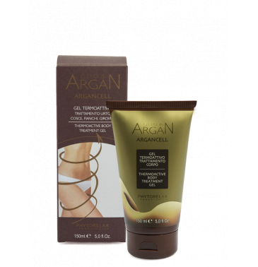 ARGANCELL THERMOACTIVE BODY GEL, 150ml