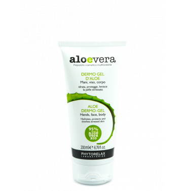 ALOE DERMO GEL, 200ml
