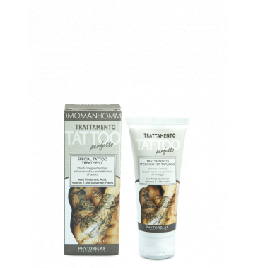 SPECIAL TATTOO TREATMENT BODY EMULSION, 75ml