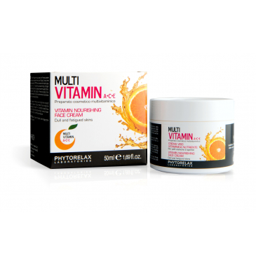 VITAMIN NOURISHING FACE CREAM, 50ml