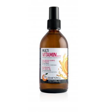 VITAMIN NOURISHING DRY BODY OIL, 200ml