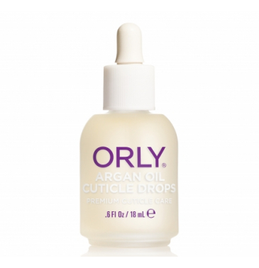 ORLY ARGAN OIL CUTICLE DROPS, 18ml