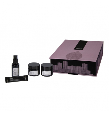 SKIN REGIMEN KIT 21,2 + 4GR + 50 ML + 50 ML